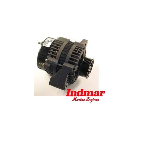Alternateur 70 AMP Indmar pour courroie serpentine